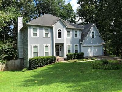 Hiram Single Family Home For Sale: 173 Lakeside Drive