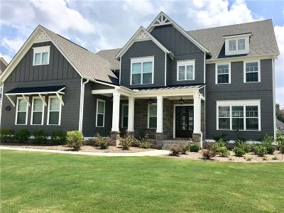 Roswell Single Family Home For Sale: 3070 Gray Hawk Lane