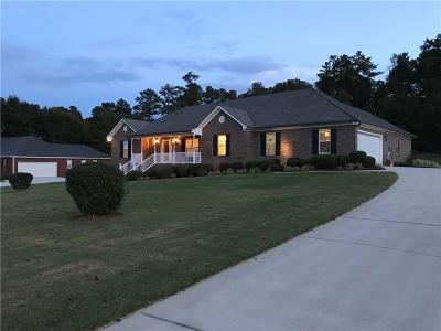 McDonough Single Family Home For Sale: 141 Salem Ridge Drive