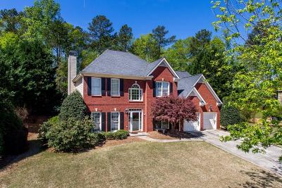 Peachtree City Single Family Home For Sale: 121 Brookgrove Lane