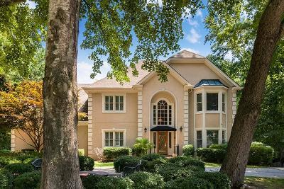 Stone Mountain Single Family Home For Sale: 1744 Kanawha Trail
