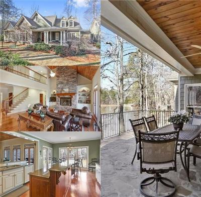Kennesaw Single Family Home For Sale: 4053 Old Stilesboro Road NW