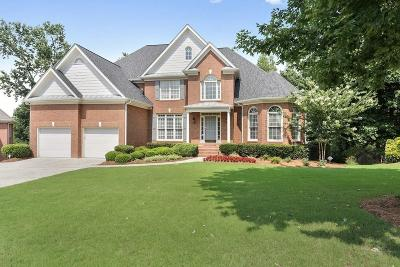 Lawrenceville Single Family Home For Sale: 858 Blue Heather Court