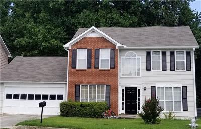 Duluth Single Family Home For Sale: 2821 Weston Brook Court