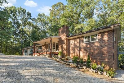 Dallas Single Family Home For Sale: 474 Hickory Gap Trail