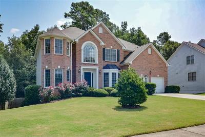 Kennesaw Single Family Home For Sale: 4350 Nesbin Drive NE