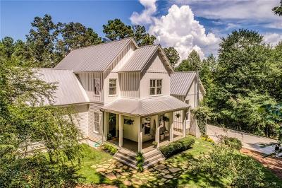 Forsyth County Single Family Home For Sale: 7445 Fox Hat Lane