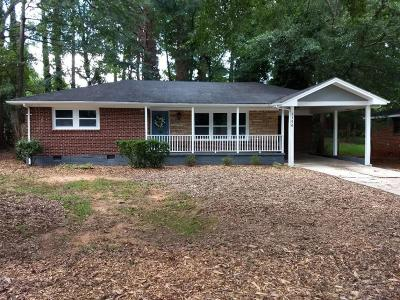 Decatur Single Family Home For Sale: 2156 Barbara Lane