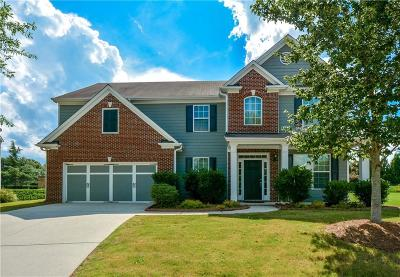 Braselton Single Family Home For Sale: 1467 Kilchis Falls Way
