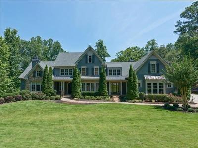Roswell Single Family Home For Sale: 925 Shepards Court