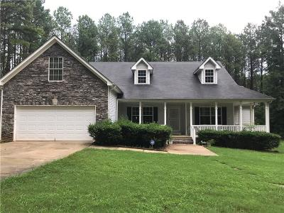 McDonough Single Family Home For Sale: 165 Mt Bethel Road