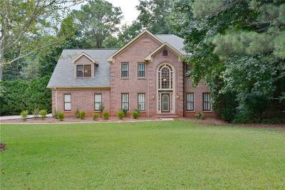Conyers Single Family Home For Sale: 1827 Colonial South Drive SW