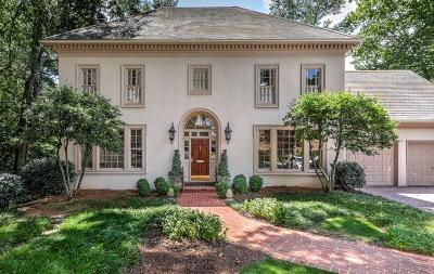 Single Family Home For Sale: 1200 Longcourte Drive NW