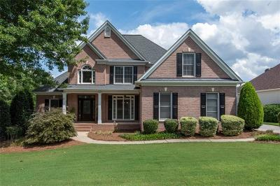 Acworth Single Family Home For Sale: 1486 Bentwater Drive