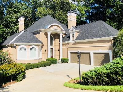 Woodstock Single Family Home For Sale: 3010 Golf Crest Lane