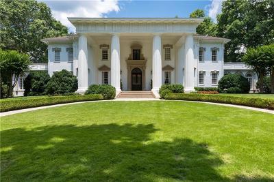 Alpharetta, Atlanta, Dunwoody, Johns Creek, Milton, Roswell, Sandy Springs Single Family Home For Sale: 60 Sherington Place