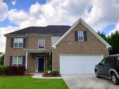 Loganville Single Family Home For Sale: 804 Bradley Circle