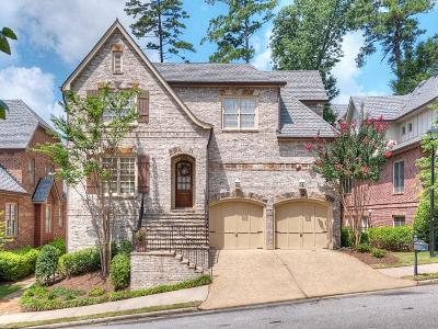 Brookhaven Single Family Home For Sale: 1780 Buckhead Valley Lane NE
