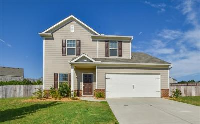 Winder Single Family Home For Sale: 540 Dianne Court