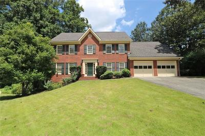 Single Family Home For Sale: 737 Eagle Mill Court
