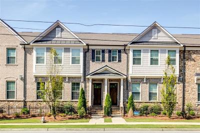 Atlanta Condo/Townhouse For Sale: 1808 Stephanie Trail