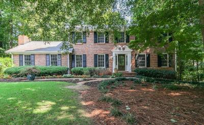 Peachtree Corners Single Family Home For Sale: 6933 Ayers Court