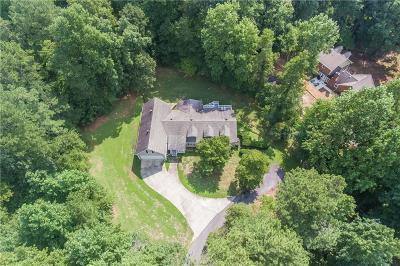 Suwanee Single Family Home For Sale: 3335 Smithtown Road