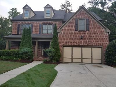 Mableton Single Family Home For Sale: 6209 Huntington Ridge Road