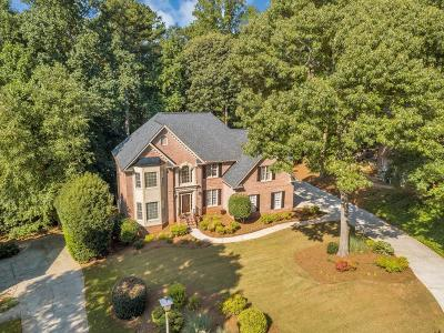 Johns Creek Single Family Home For Sale: 240 Fox Hunter Drive
