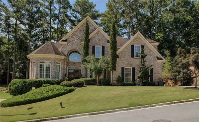 Johns Creek Single Family Home For Sale: 11240 Donnington Drive