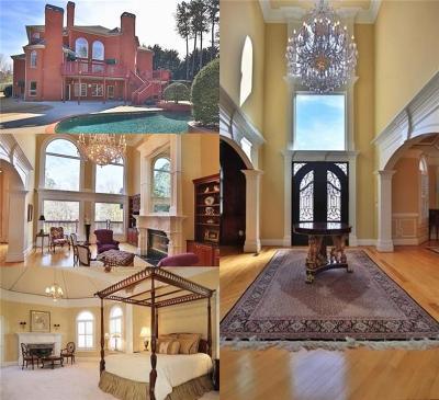 Alpharetta Single Family Home For Sale: 1220 Hopewell Crest