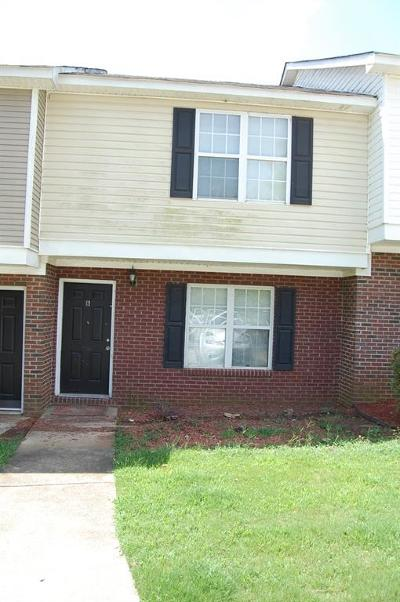 Cartersville Multi Family Home For Sale: 220 Evergreen Trail