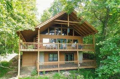 Rabun County Single Family Home For Sale: 972 Black Bear Den Road