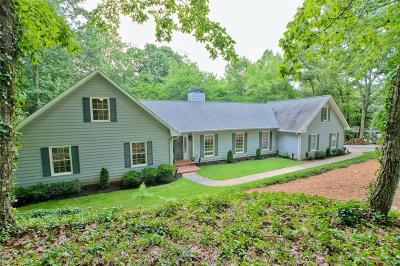 Carrollton Single Family Home For Sale: 78 Mink Hollow Dr Drive
