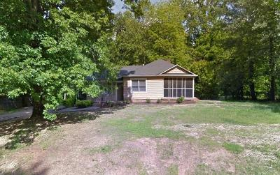 Atlanta Single Family Home For Sale: 4682 Stonewall Tell Road