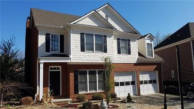 Smyrna Single Family Home For Sale: 3840 Tynemoore Walk SE