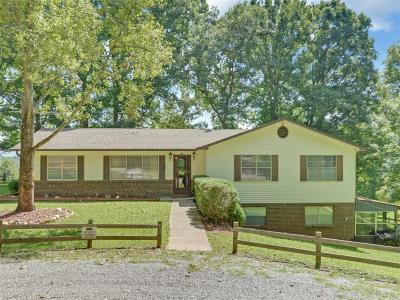 Union County Single Family Home For Sale: 654 St Hwy 325