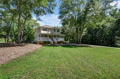 Acworth Single Family Home For Sale: 6208 Jacobs Road SE