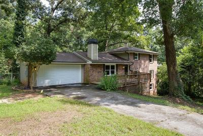 Smyrna Single Family Home For Sale: 3745 SE Hickory Place Place SE