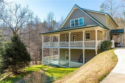 Talking Rock Single Family Home For Sale: 1549 Mountain Creek Hollow Drive