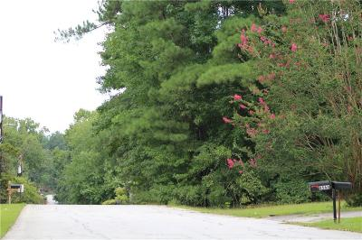 Douglas County Residential Lots & Land For Sale: Timber Lane Drive