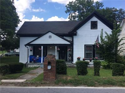 Lithonia Single Family Home For Sale: 7516 Conyers Street