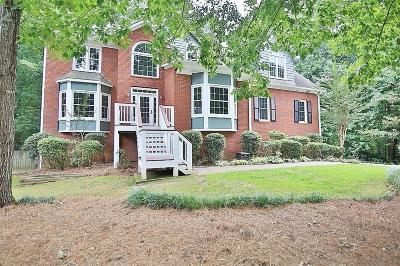 Powder Springs Single Family Home For Sale: 48 Pritchett Lane
