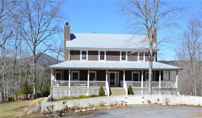 Pickens County Single Family Home For Sale: 246 Talc Mine Road