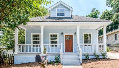Atlanta Single Family Home For Sale: 1555 New Street NE