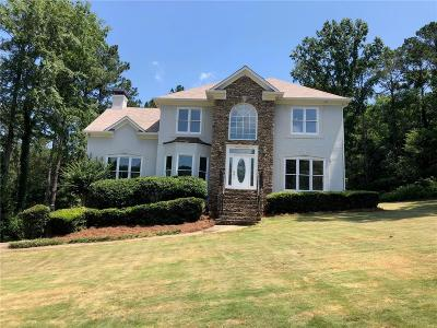 Bartow County Single Family Home For Sale: 14 Sherman Lane NW