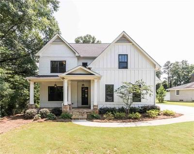 Decatur GA Single Family Home For Sale: $839,900