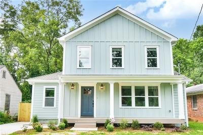 Decatur Single Family Home For Sale: 2435 Crestview Avenue