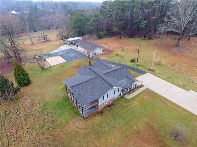 Lithia Springs Single Family Home For Sale: 7147 Miller Street