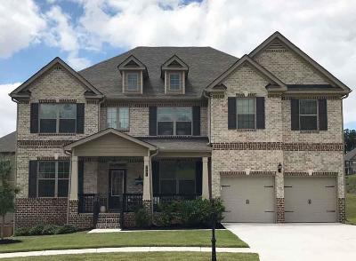 Loganville Single Family Home For Sale: 3801 Casual Ridge Way